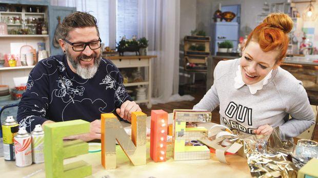 deko leuchtbuchstaben diy anleitung aus handmade mit enie. Black Bedroom Furniture Sets. Home Design Ideas