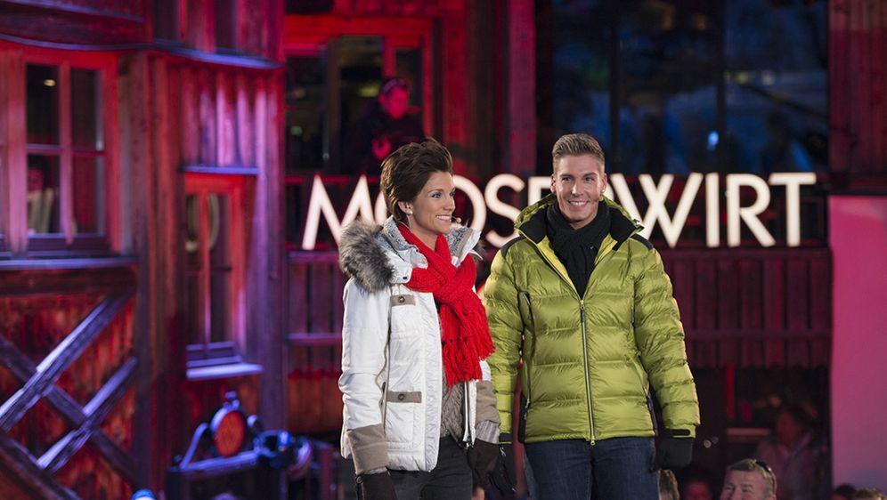 Beim MooserWirt im österreichischen St. Anton brennt während der Skisaison n... - Bildquelle: Patrick Säly SAT.1 Gold