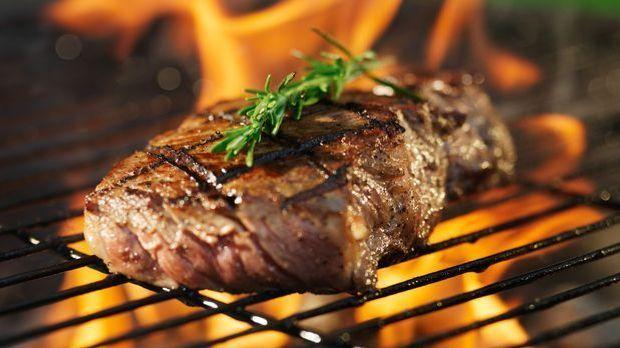 Roastbeef grillen