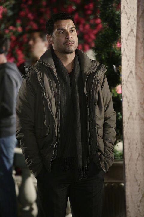 Gemeinsam mit Beckett versucht Esposito (Jon Huertas), den Mörder einen jungen Schauspielerin zu finden ... - Bildquelle: ABC Studios