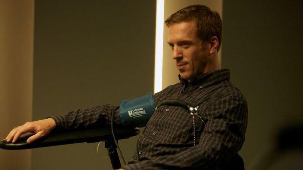 Reicht Brodys (Damian Lewis) Selbstkontrolle aus, um den Lügendetektor belüge...
