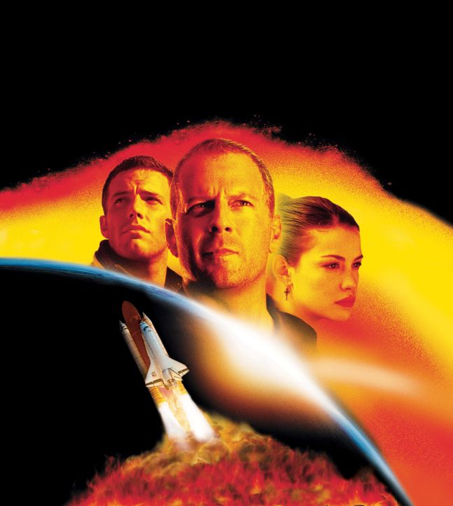 Armageddon ... - Bildquelle: Frank Masi Touchstone Pictures and Jerry Bruckheimer, Inc.