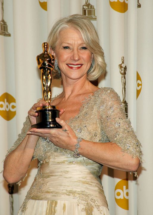 Beste-Hauptdarstellerin-2007-Helen-Mirren-getty-AFP - Bildquelle: getty-AFP