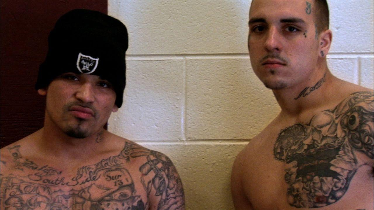 Tattoos und ihre weitreichende Bedeutung gehören für die Insassen des Ross Correctional Institutes zum Alltag dazu ... - Bildquelle: 2010 NGC Network US, LLC All Rights Reserved