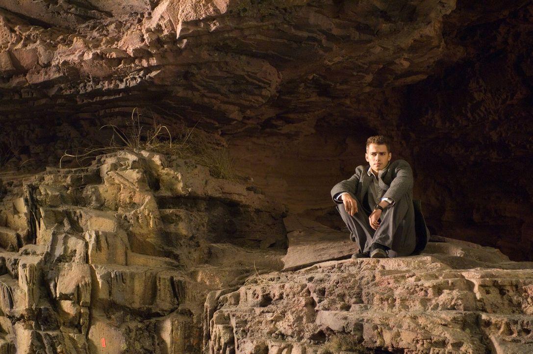 """Kaum hat David (Hayden Christensen) seine """"Jumper""""-Fähigkeiten entdeckt, da schmeißt er auch schon die Schule hin und jettet nur noch um die Welt.... - Bildquelle: 2007 Epsilon Motion Pictures GmbH"""