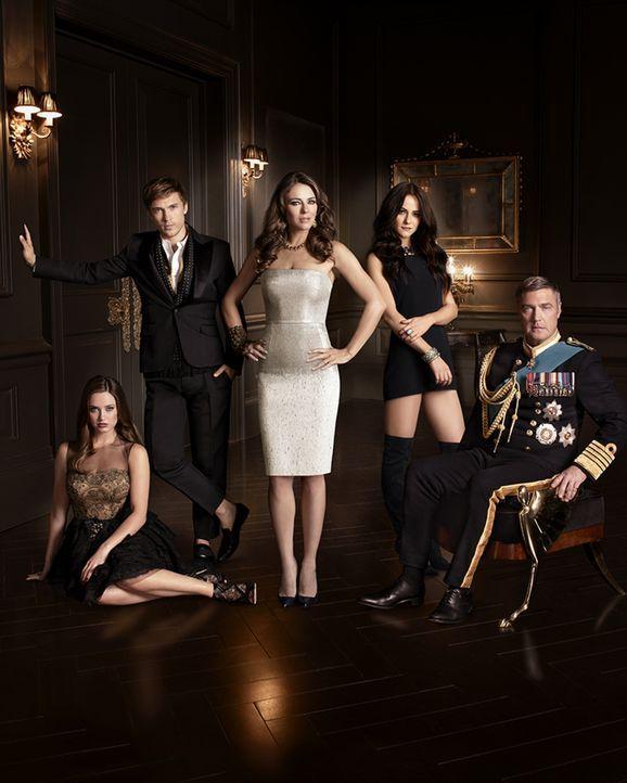 The Royals - Die Bilder zur neuen ProSieben Serie16 - Bildquelle: 2014 E! Entertainment Media LLC/Lions Gate Television Inc.