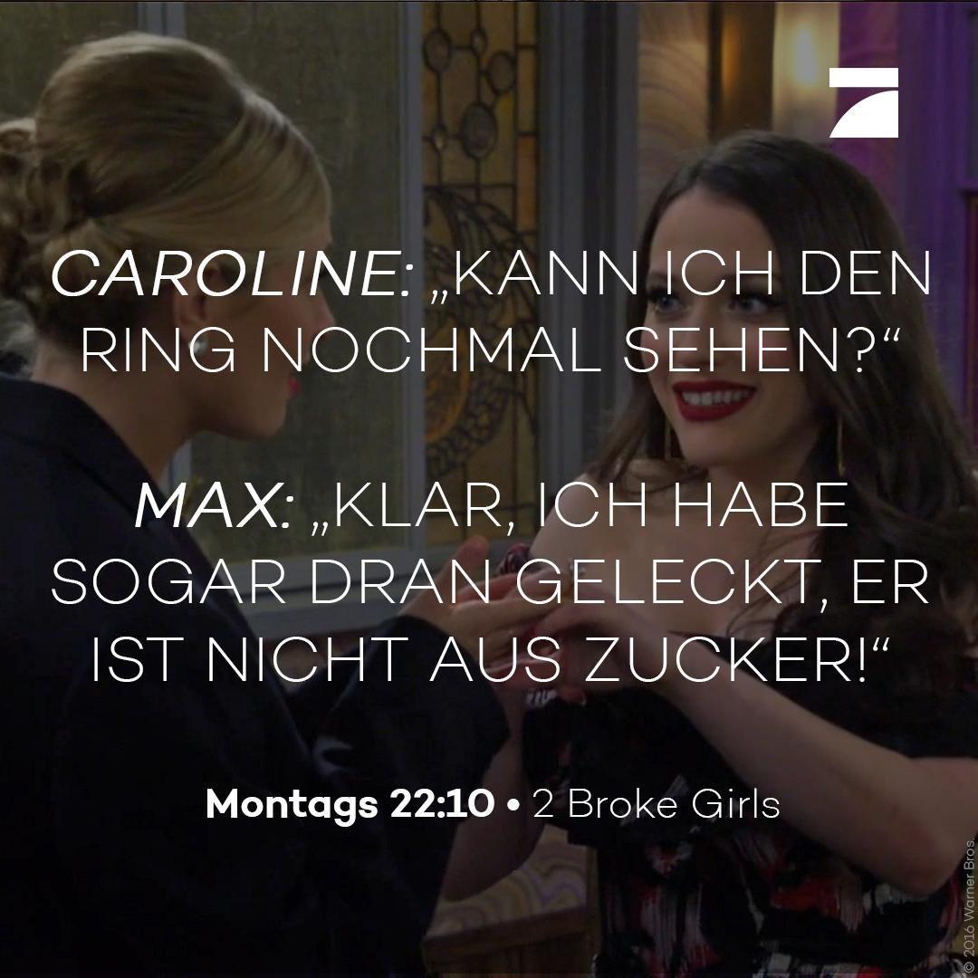 2 Broke Girls Zitate Staffel 6 Prosieben