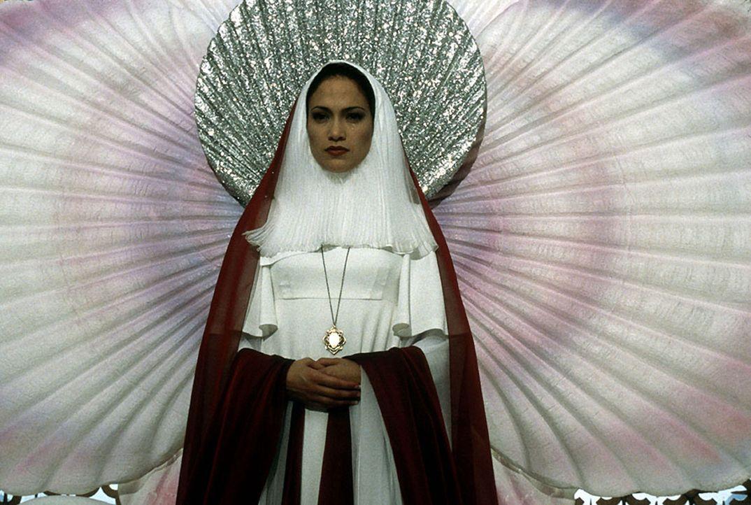 Als Heilige begibt sich die Psychologin Catherine Deane (Jennifer Lopez) auf eine Reise in die irren Hirnwindungen des eiskalten Serienkillers Carl... - Bildquelle: Kinowelt Filmverleih