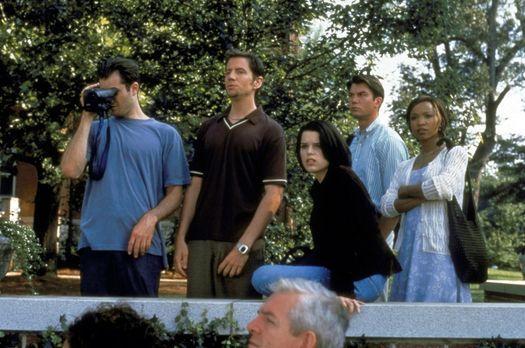 Scream 2 - Alles würde seinen normalen Gang am Windsor College gehen, wäre ni...