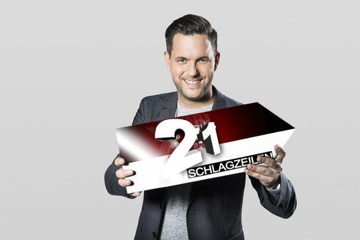 21 Schlagzeilen - Moderator Matthias Killing - Bildquelle: Benedikt Müller SA...