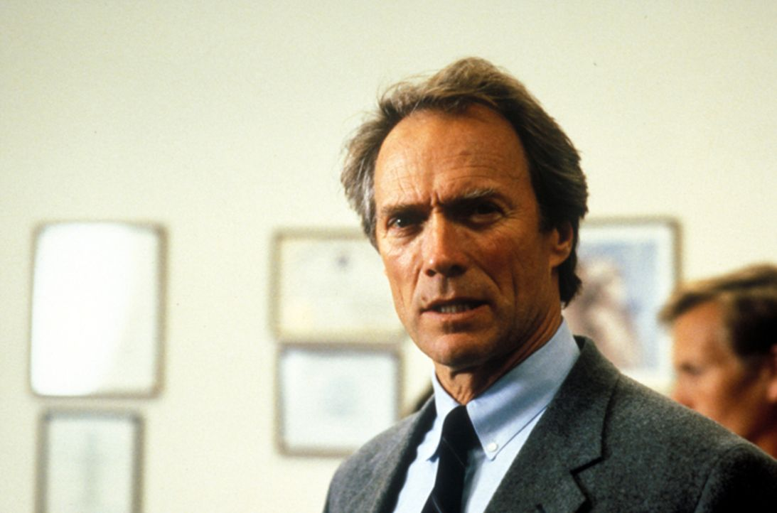 Harry Callahan (Clint Eastwood) - Bildquelle: 1988 Warner Bros. Entertainment Inc. All rights reserved.