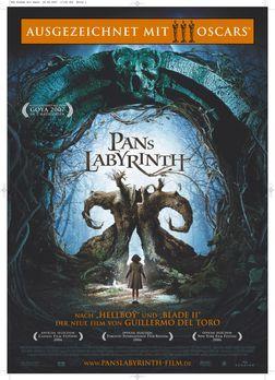 Pans Labyrinth - Pans Labyrinth - Plakatmotiv - Bildquelle: Telepool GmbH
