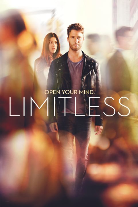 (1. Staffel) - Limitless - Plakatmotiv - Bildquelle: 2015 CBS Broadcasting Inc. All Rights Reserved.