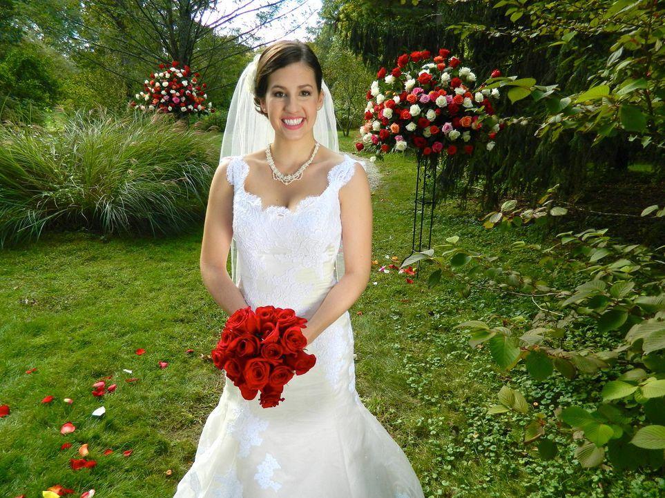 Lynette ist davon überzeugt, dass ihre Hochzeit die beste sein wird. Sehen das ihre Konkurrentinnen genauso? - Bildquelle: Richard Vagg DCL