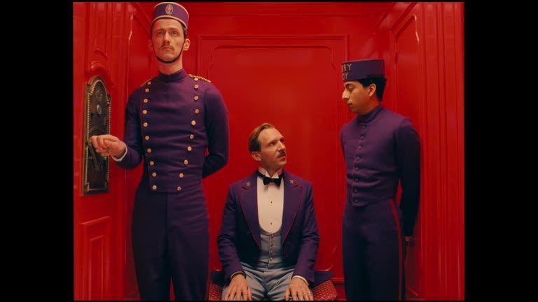 Grand Budapest Hotel Trailer