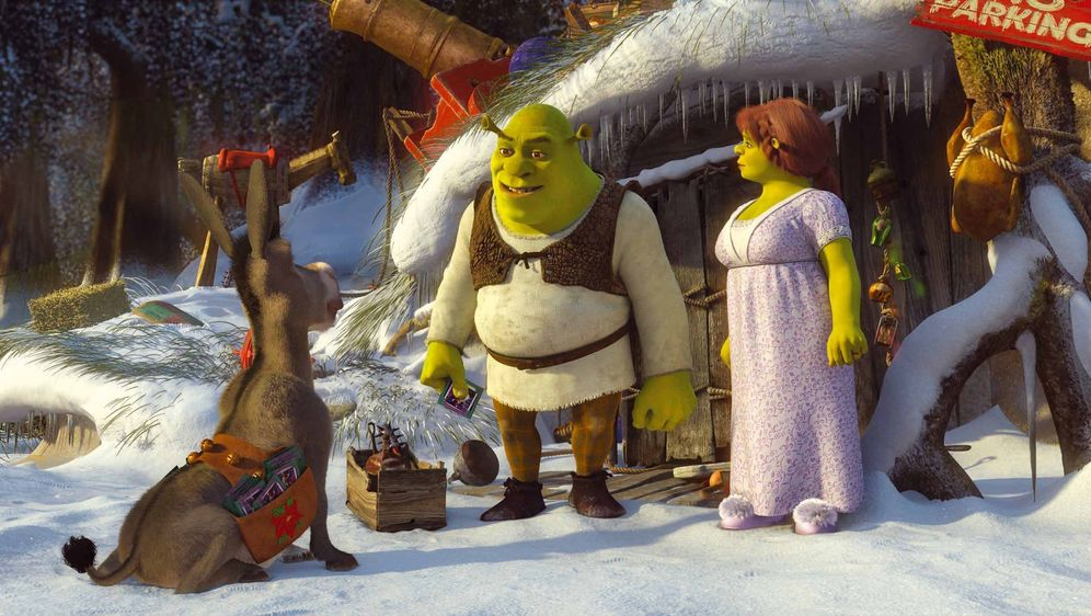 Shrek - Oh du Shrekliche - Bildquelle: 2007   DreamWorks Animation LLC.  All rights reserved.