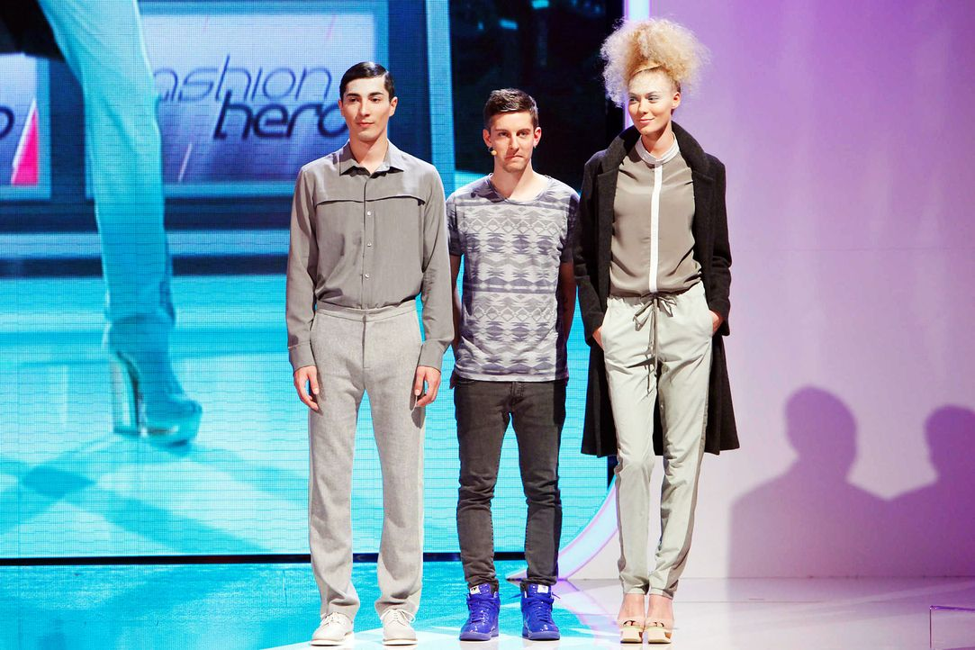 Fashion-Hero-Epi05-Show-78-ProSieben-Richard-Huebner - Bildquelle: Richard Huebner