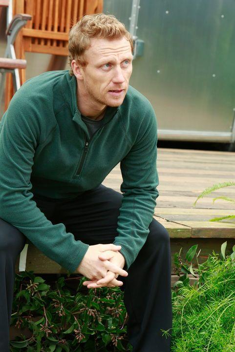 Nach seiner fristlosen Kündigung, erfährt Owen (Kevin McKidd) die Gründe eines Streits zwischen ihm und seinem Kollegen ... - Bildquelle: ABC Studios