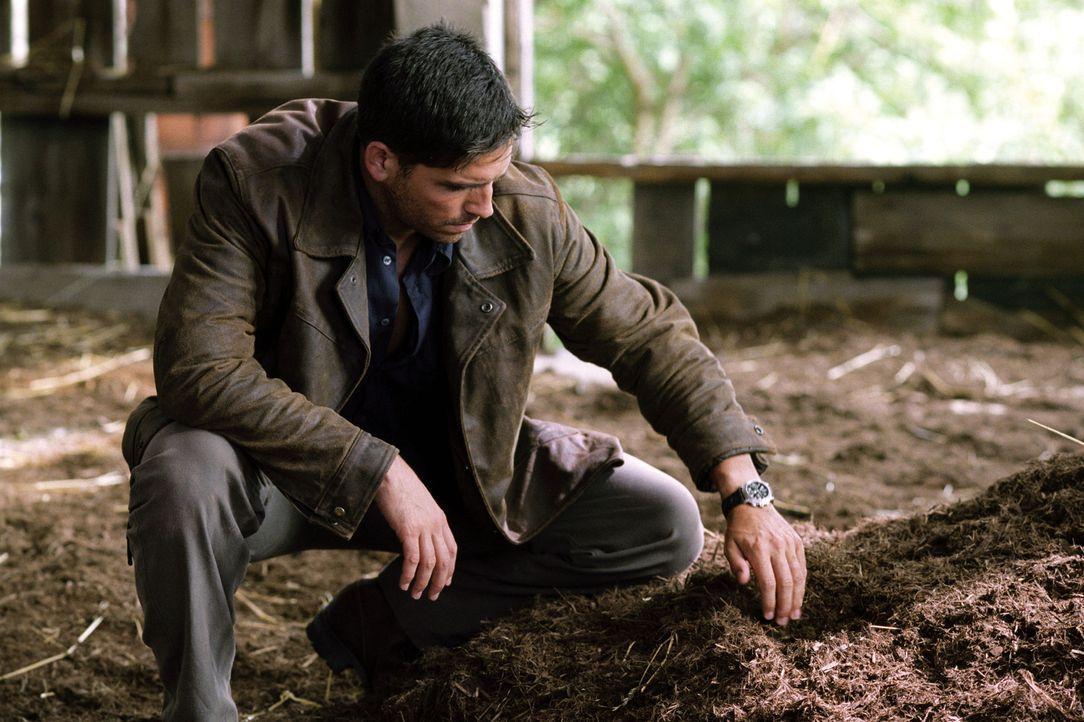 Als Renny Cray (James Caviezel) das einzige überlebende Opfer des Mörders seiner Frau ausfindig machen kann, reift in ihm ein gefährlicher Plan ... - Bildquelle: Warner Bros.