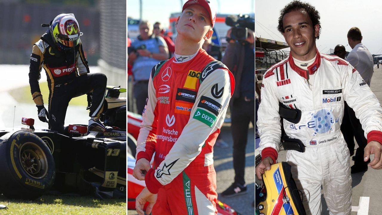 Chance für Mick Schumacher? Das wurde aus den Formel-2-Champs - Bildquelle: imago