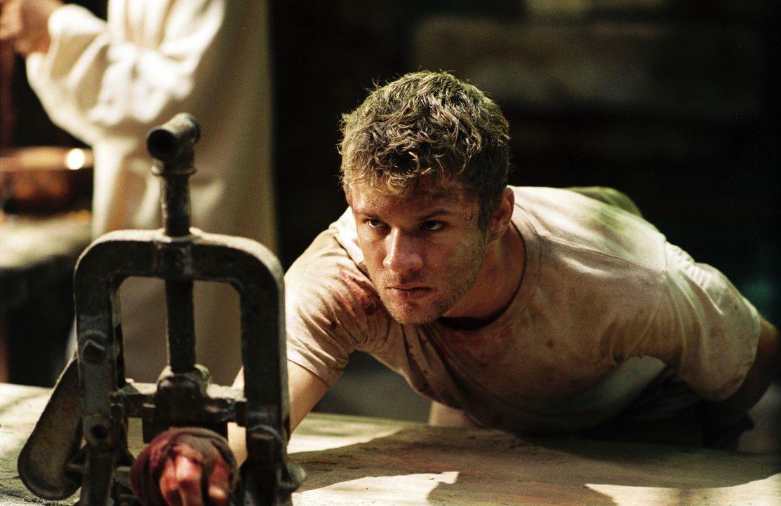 Entführer Ahmet will Antworten von Martijn (Ryan Phillippe), doch jede falsche kostet einen Finger ... - Bildquelle: Lions Gate Films