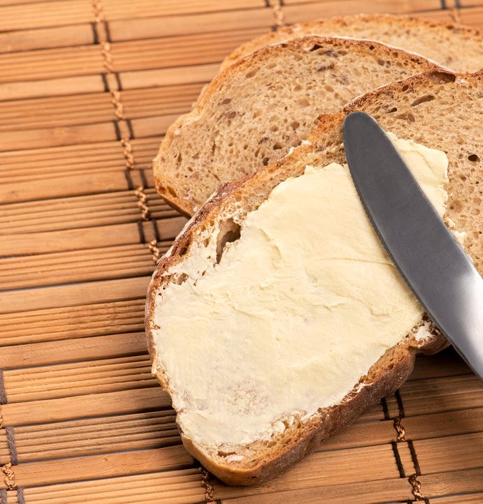 #5: Butter weichmachen - Bildquelle: Getty