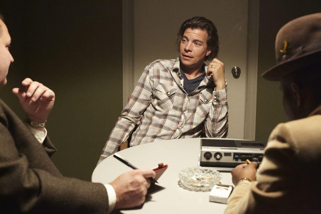 """Hat Leon """"Rusty"""" Chatt (Robbie Beniuk) etwas mit dem Tod einer zweifachen jungen Mutter zu tun? - Bildquelle: Jag Gundu Cineflix 2012"""