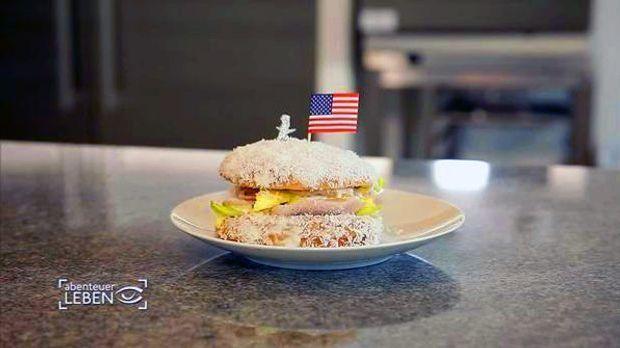 Neil Armstrong-Burger