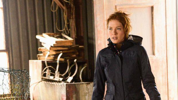 Die neusten Ereignisse werfen für Julia (Rachelle LeFevre) viele neue Fragen...