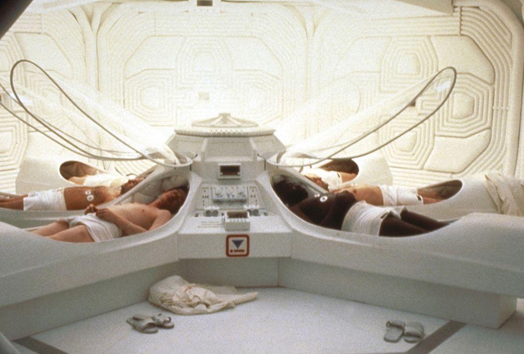 """Einsatz! Die Besatzung der """"Nostromo"""" wird aus den Kälteschlafkammern geweckt ... - Bildquelle: 20th Century Fox of Germany"""