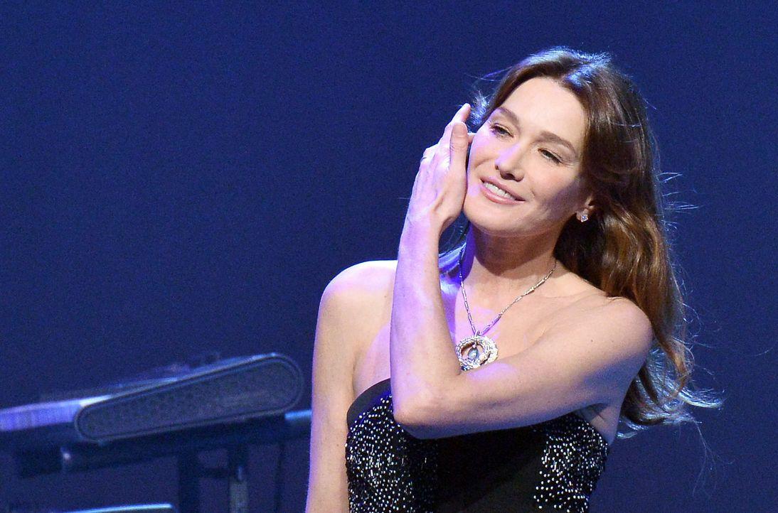 Cannes-Filmfestival-Carla-Bruni-Sarkozy-140522-AFP - Bildquelle: AFP