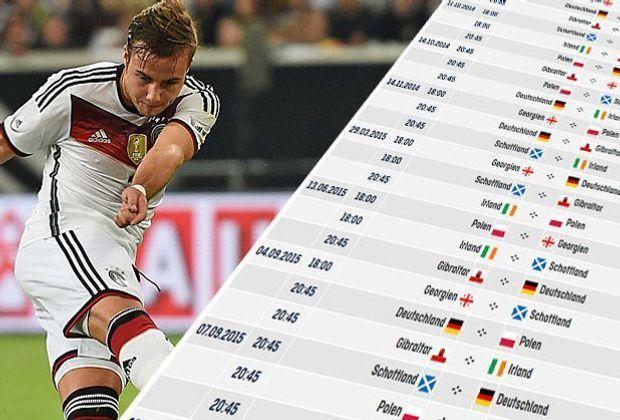 wer spielt am sonntag gegen deutschland