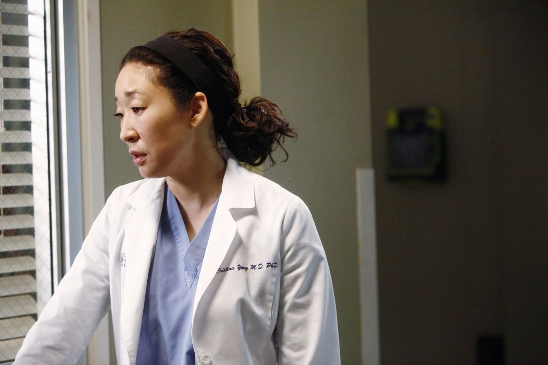 Erfährt eine schockierende Nachricht: Cristina (Sandra Oh) ... - Bildquelle: ABC Studios