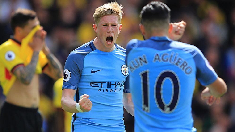 Die Premier League startet am Freitag in die neue Saison,gleichzeitig die 1... - Bildquelle: 2017 Getty Images