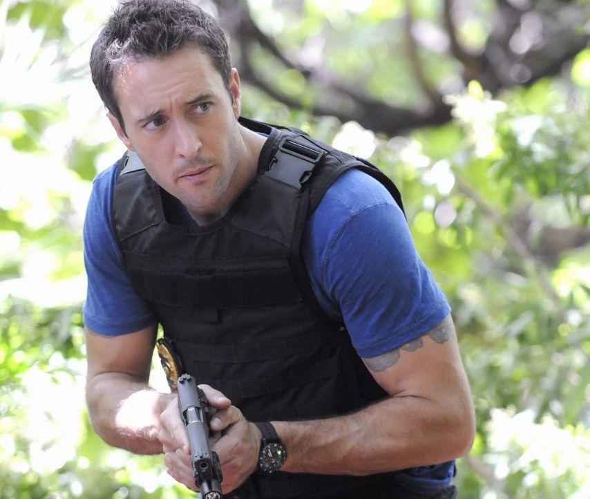 Gemeinsam mit seinem Team, muss Steve (Alex O'Loughlin) einen Mordfall aufklären ... - Bildquelle: TM &   CBS Studios Inc. All Rights Reserved.