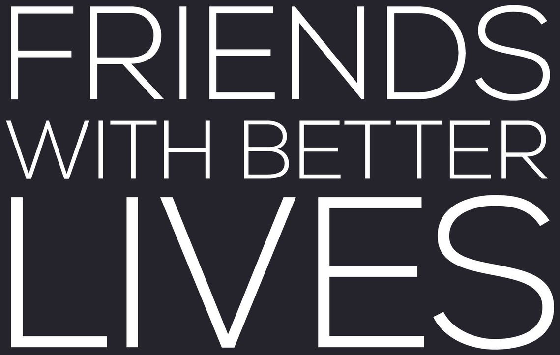 Friends with Better Lives - Logo - Bildquelle: 2013 CBS Broadcasting, Inc. All Rights Reserved.