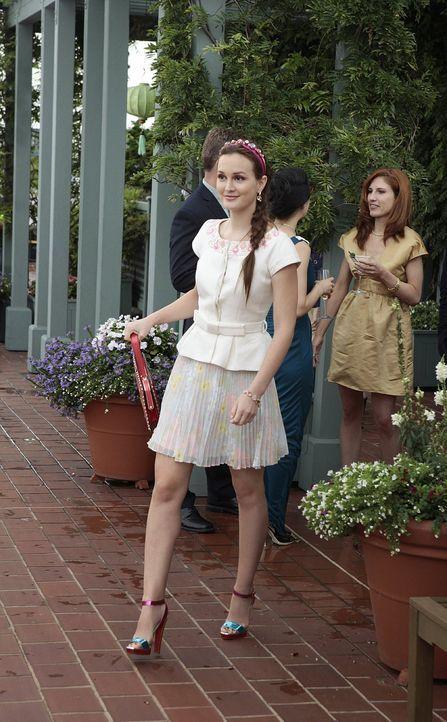 Ihre Modekollektion soll in einer Frauenzeitschrift vorgestellt werden, was Blair (Leighton Meester) ziemlich nervös werden lässt ... - Bildquelle: Warner Brothers