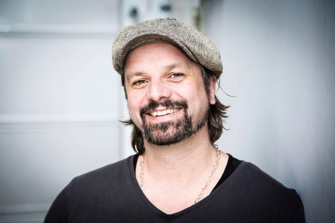 Henning Wehland bringt Kinderaugen zum Leuchten ... - Bildquelle: Benedikt Müller SAT.1