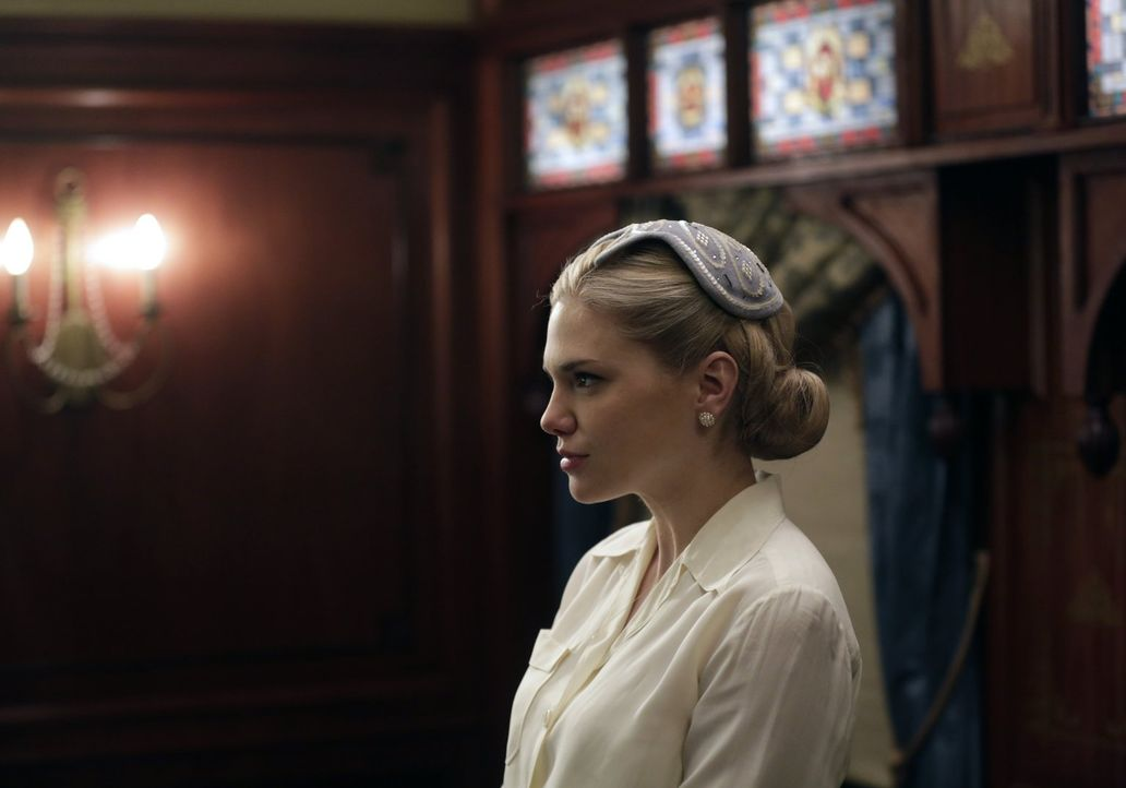 Was hat Henrys Ex-Verlobte Abigail (Mackenzie Mauzy) mit dem verstorbenen König zu tun? - Bildquelle: Warner Bros. Television