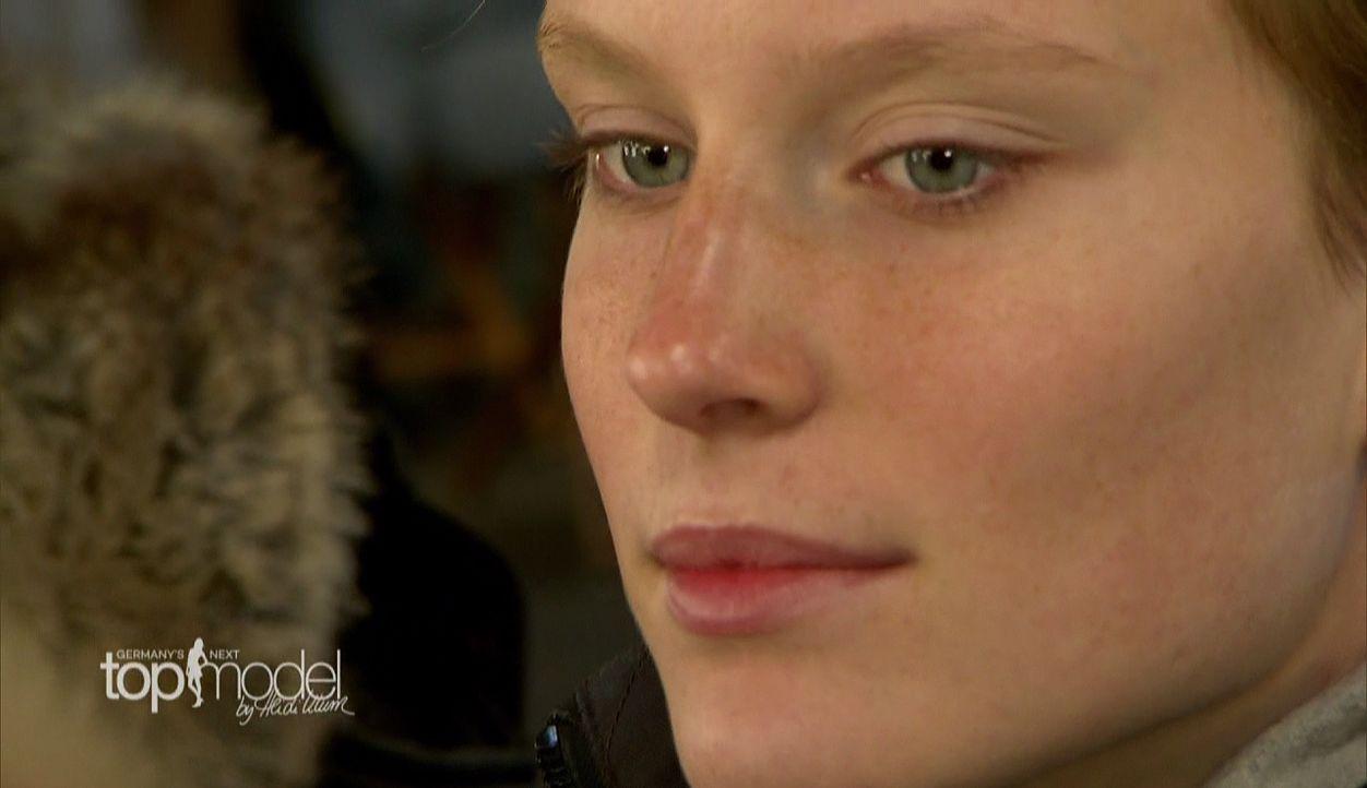 GNTM-11-Sendung5_Entscheidung007 - Bildquelle: ProSieben