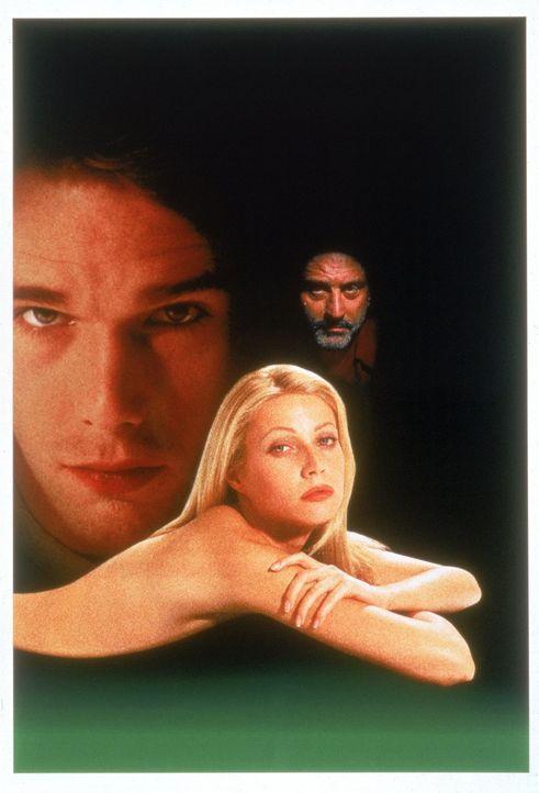 Man trifft sich immer zweimal im Leben: Finnegan Bell (Ethan Hawke, l.), Estella (Gwyneth Paltrow, M.) und Arthur Lustig (Robert De Niro, r.) - Bildquelle: 20 Century Fox