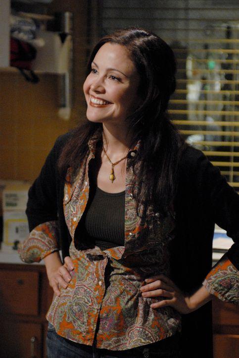 Fühlt sich in der Notaufnahme gut aufgehoben: Julia Dupree (Reiko Aylesworth) ... - Bildquelle: Warner Bros. Television