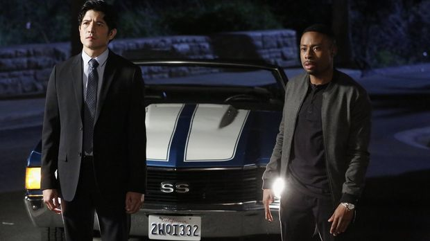 Rush Hour - Rush Hour - Staffel 1 Episode 13: Showdown In L.a.