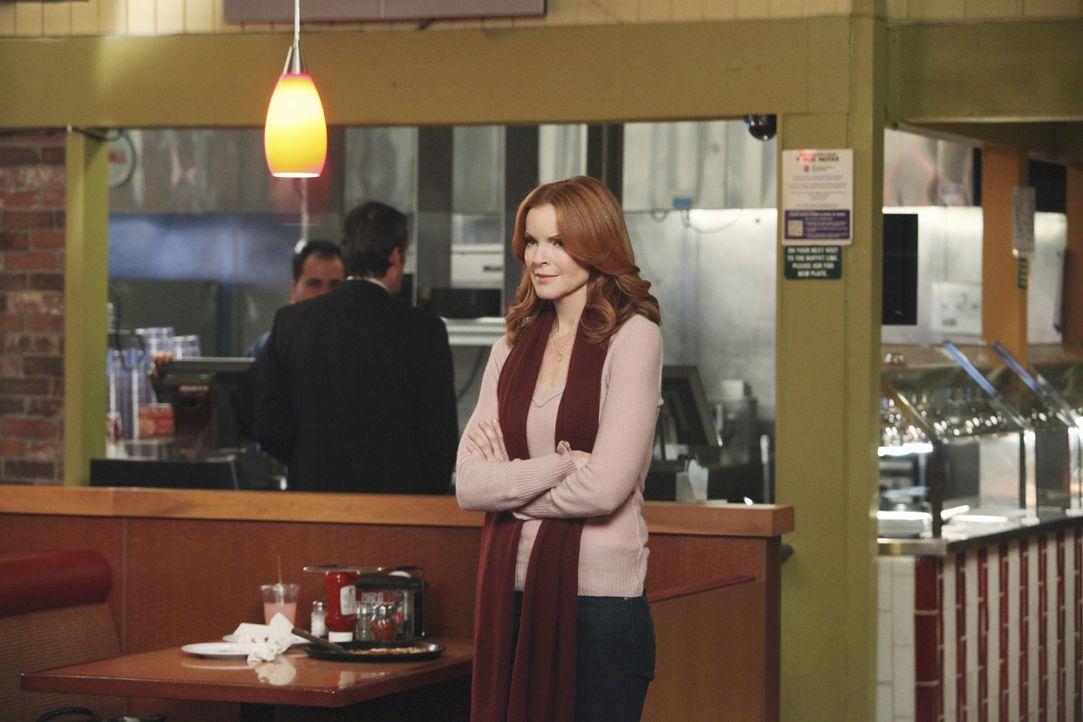 Während sich Lynette, nur widerwillig auf einen Familiennachmittag mit Stella und ihrem neuen Ehemann Frank einlässt, versucht Bree (Marcia Cross) a... - Bildquelle: ABC Studios