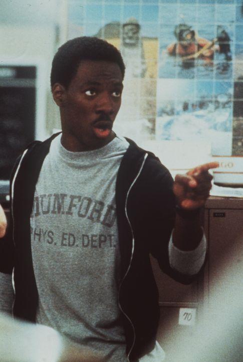 Als man ihm untersagt, den Mord an einem Freund aufzuklären, ermittelt Axel (Eddie Murphy) auf eigene Faust - mit großer Klappe und frechen Sprüc... - Bildquelle: Paramount Pictures