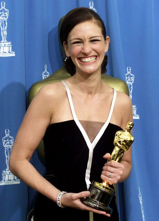 Beste-Hauptdarstellerin-2001-Julia-Roberts-AFP - Bildquelle: AFP