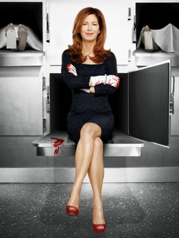 Body of Proof - (3. Staffel) - Dr. Megan Hunt (Dana Delany) geht immer noch m...