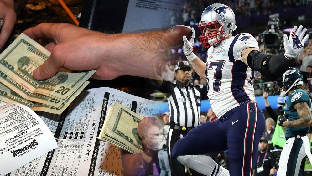 Sportwetten könnten die NFL verändern. - Bildquelle: getty