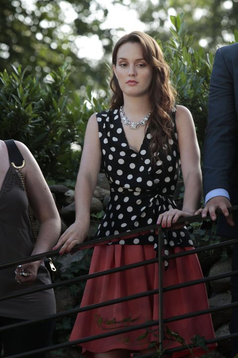 Blair Waldorf in Gossip Girl Staffel 6 - Bildquelle: Warner Bros. Television