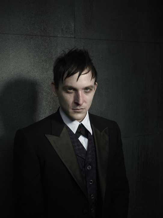 Oswald Cobblepot (Robin Lord Taylor) - Bildquelle: Warner Bros. Entertainment, Inc.